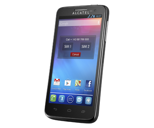 ALCATEL ONETOUCH X'POP
